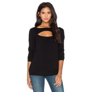Central Park West Patagonia Cut Out Sweater S
